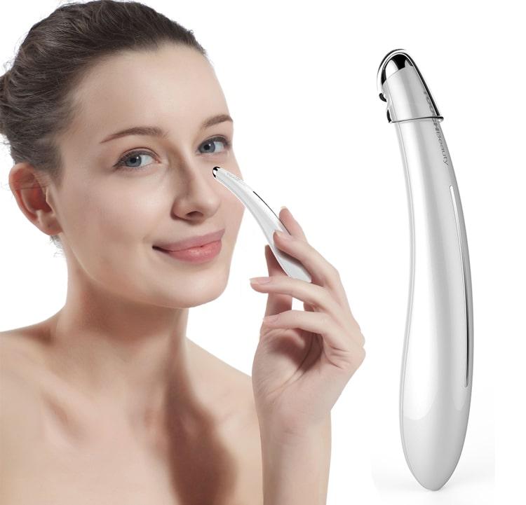 Máy massage mắt có công dụng gì?
