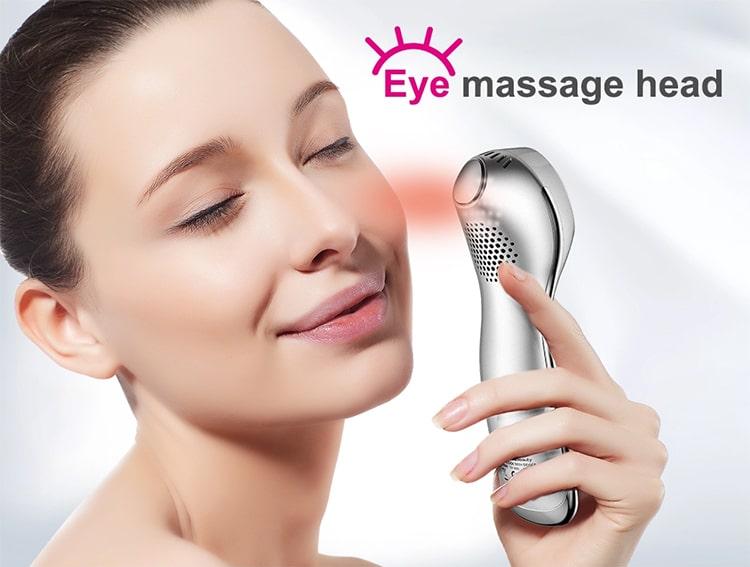 Máy nâng cơ mặt và massage mắt nóng lạnh TouchBeauty TB1589