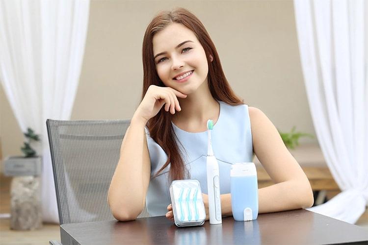 Máy tăm nước thiết bị chăm sóc răng miệng hàng đầu